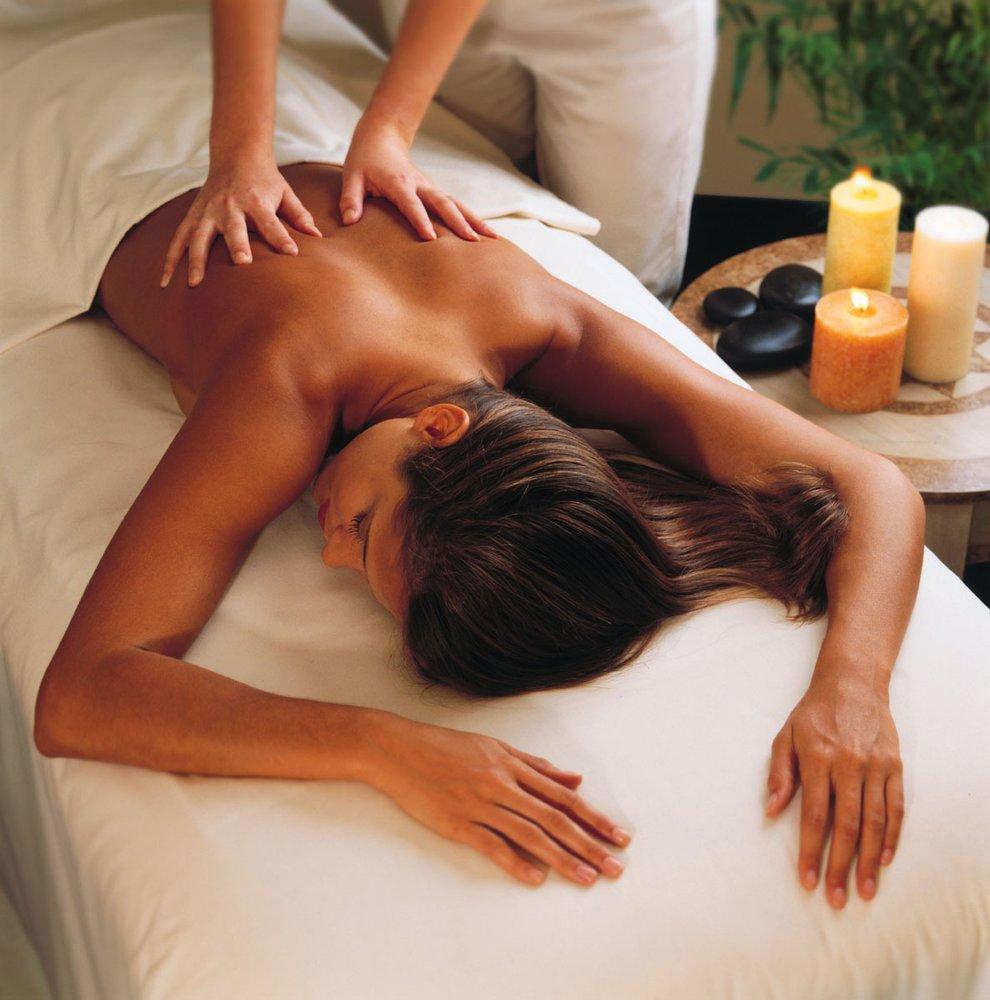 Как женщине сделать массаж