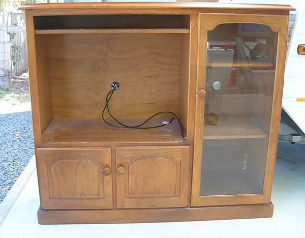 Как сделать из старой мебели