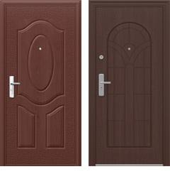 стальные входные двери с доставкой